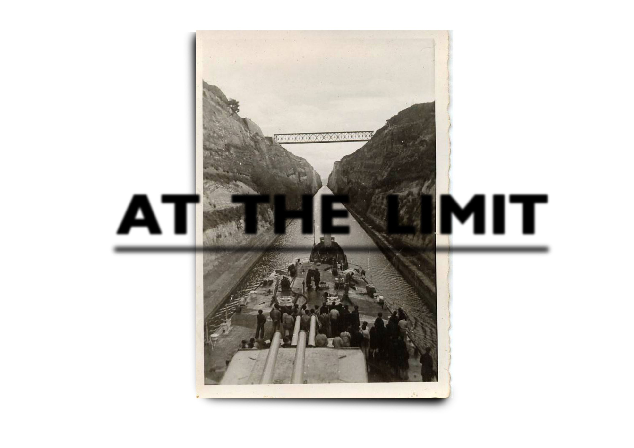 At the limit- Museum of modern history of Istmus of Corinth