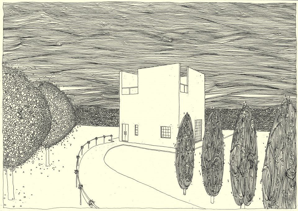 A Bit of Architectural Drawing