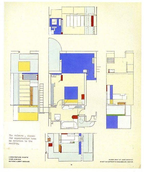 Plan of e1027