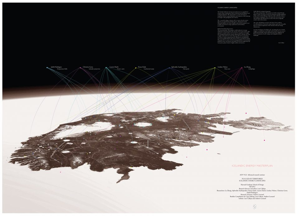 Plugged in Territories, Icelandic Energy Landscapes