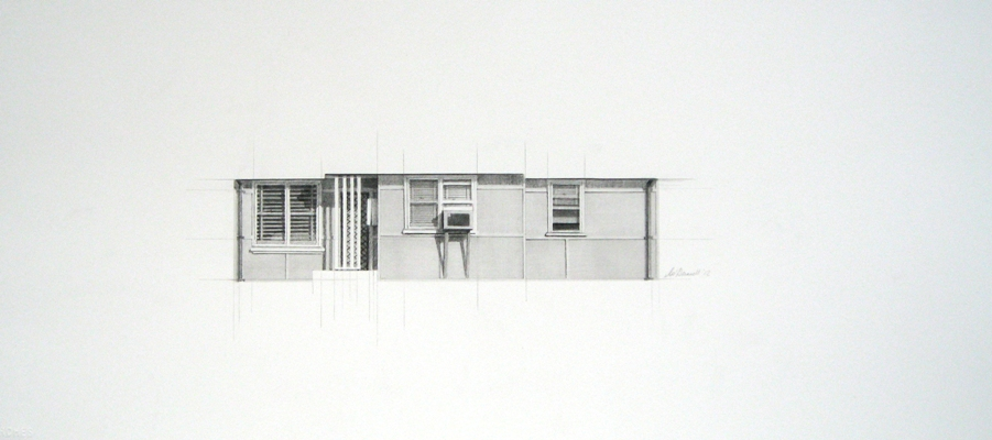 Revealing The Suburban Landscape_Between Minimalism & Representation