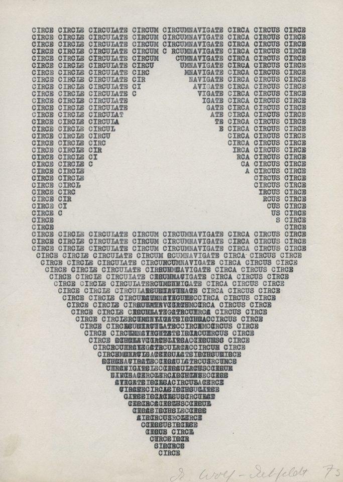 Circle, Version 2, 1975
