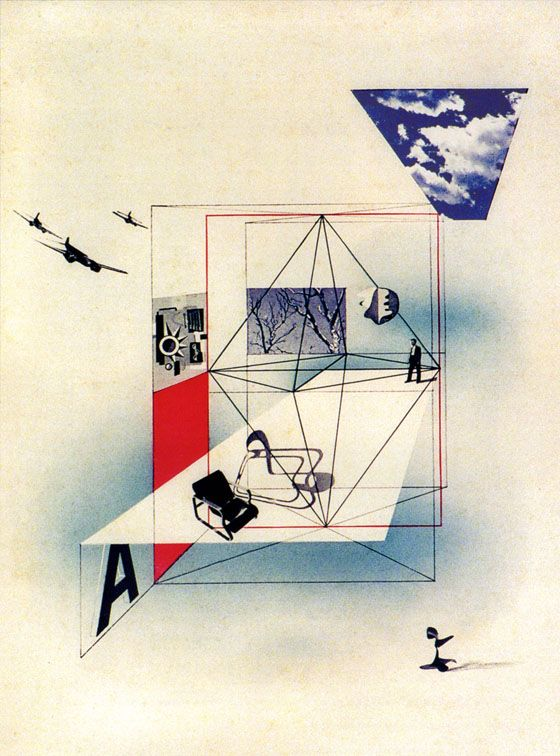 Montage, 1945