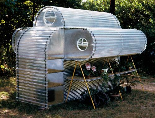 Greenhouse, 1972