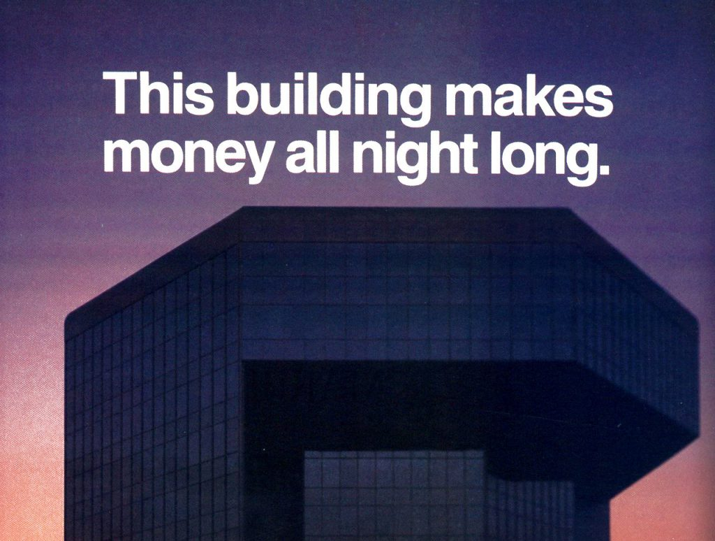 Advertisement for Architecture 0220