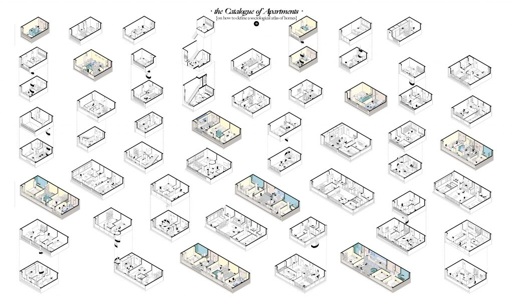 Catalogue of Apartments - on how to define a sociological atlas of homes