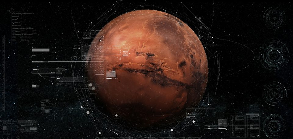Colonising the Red Planet