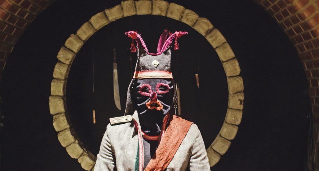 Mask by Marcos Loayza