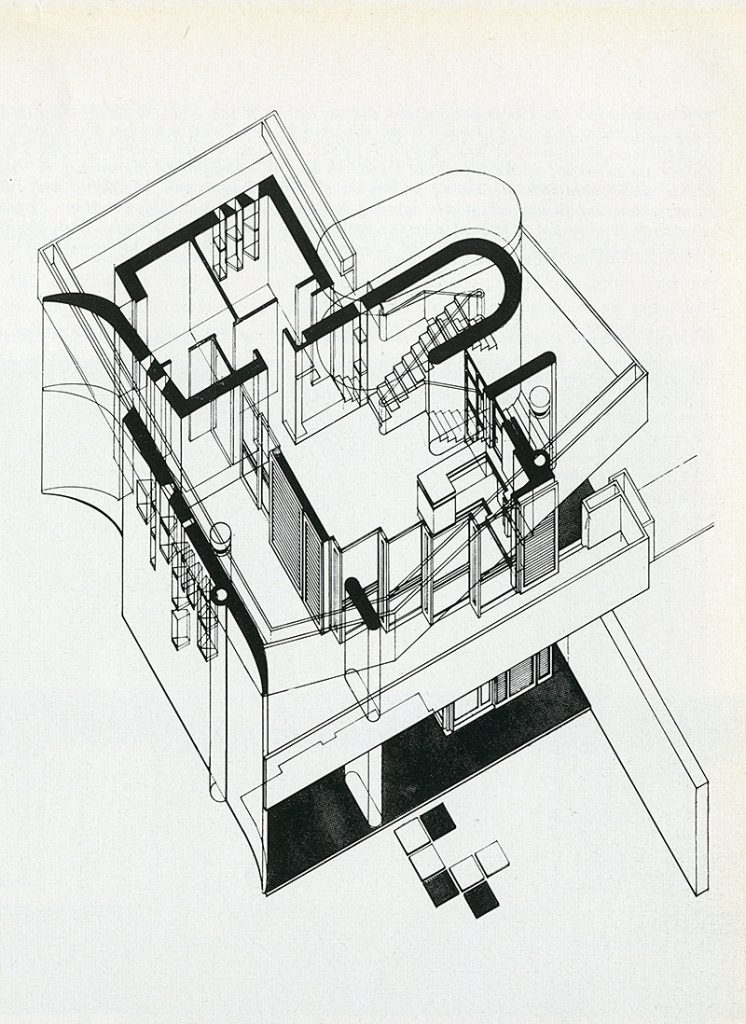 Gatti, Alberto, and Diambra Gatti. 1967. L'Archittetura. Image.