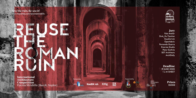 Re-Use the Roman Ruin Piscina Mirabilis